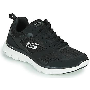 Shoes Women Fitness / Training Skechers FLEX APPEAL 4.0 Black