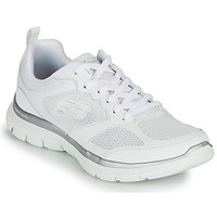 Shoes Women Fitness / Training Skechers FLEX APPEAL 4.0 White