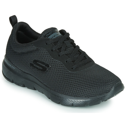 Shoes Women Fitness / Training Skechers FLEX APPEAL 3.0 Black