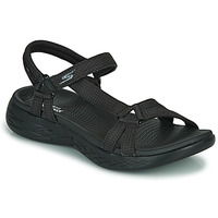 Shoes Women Outdoor sandals Skechers ON THE GO 600 Black