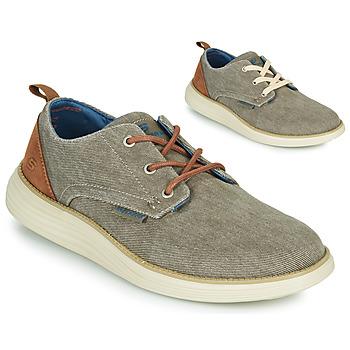 Shoes Men Low top trainers Skechers STATUS 2.0 PEXTON Grey
