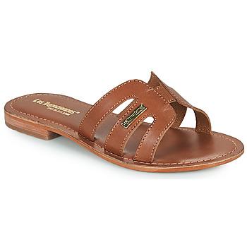 Shoes Women Mules Les Tropéziennes par M Belarbi DAMIA Brown