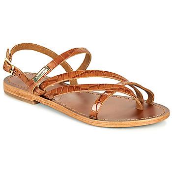 Shoes Women Sandals Les Tropéziennes par M Belarbi OLEPO Brown