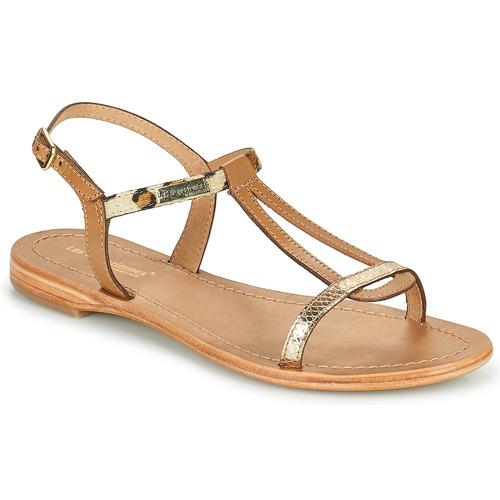 Shoes Women Sandals Les Tropéziennes par M Belarbi HAMAT Brown