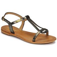 Shoes Women Sandals Les Tropéziennes par M Belarbi HAMAT Black