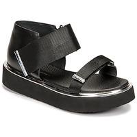 Shoes Women Sandals United nude VITA SANDAL LO Black