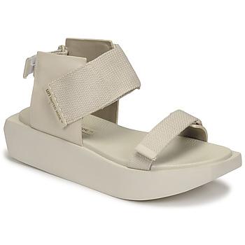 Shoes Women Sandals United nude WA LO White