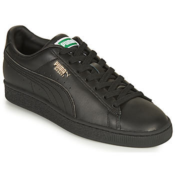 Shoes Low top trainers Puma CLASSIC Black