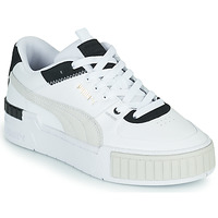 Shoes Women Low top trainers Puma CALI SPORT White / Black
