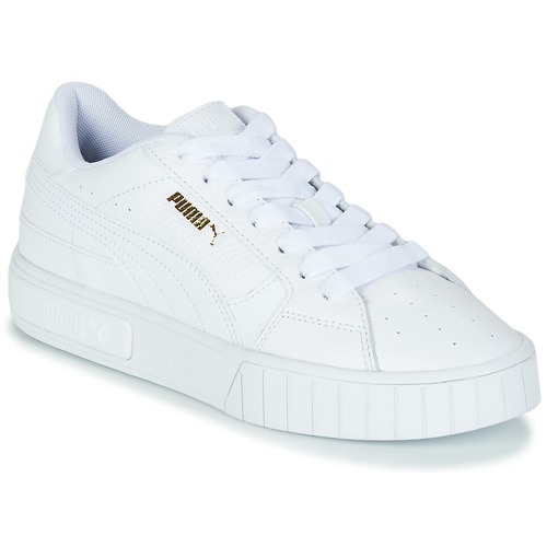 Shoes Women Low top trainers Puma CALI FAME White