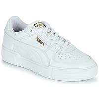 Shoes Men Low top trainers Puma CALI PRO White