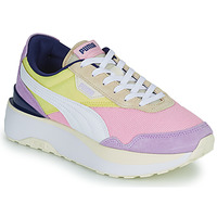 Shoes Women Low top trainers Puma CRUISE RIDER SILK Multicolour