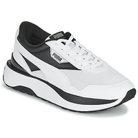Shoes Women Low top trainers Puma CRUISE RIDER White / Black