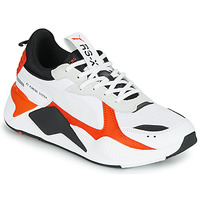 Shoes Men Low top trainers Puma RSX MIX White / Red / Black