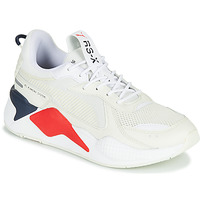 Shoes Men Low top trainers Puma RSX POP White / Blue / Red