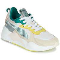 Shoes Women Low top trainers Puma RSX OCEAN QUEEN White / Pink