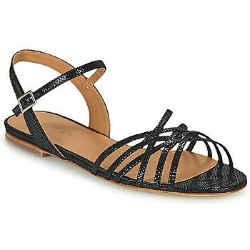 Shoes Women Sandals Emma Go SASKIA Black