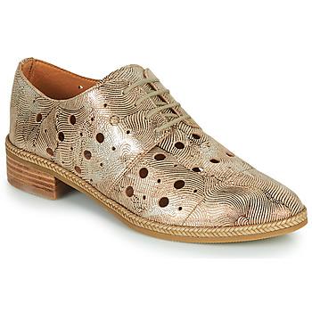 Shoes Women Derby Shoes Mam'Zelle SUPER Beige