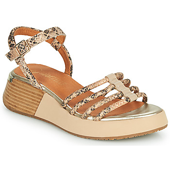 Shoes Women Sandals Mam'Zelle CALVA Beige