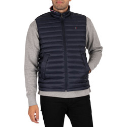 Clothing Men Jackets Tommy Hilfiger Core Packable Down Gilet blue