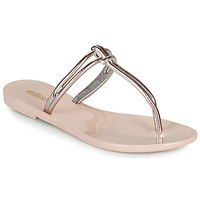 Shoes Women Mules Melissa ASTRAL CHROME AD Pink
