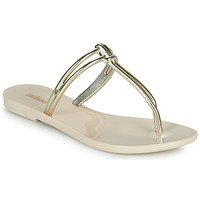 Shoes Women Mules Melissa ASTRAL CHROME AD Beige