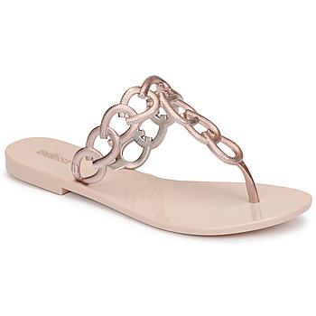 Shoes Women Flip flops Melissa SUCCESS AD Pink