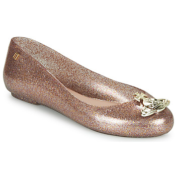 Shoes Women Flat shoes Melissa VIVIENNE WESTWOOD ANGLOMANIA - SWEET LOVE II Pink