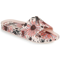 Shoes Women Mules Melissa BEACH SLIDE PRINT AD Pink