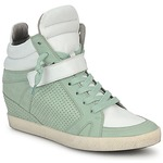 Hi top trainers Kennel + Schmenger SOHO BRIGHT