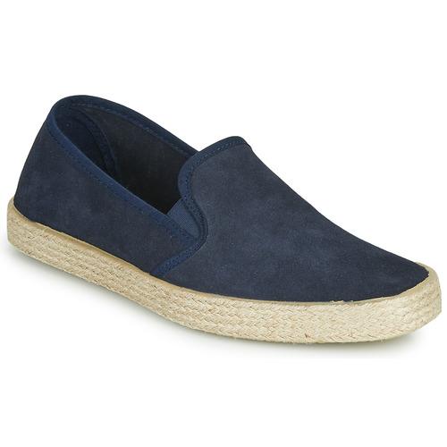 Shoes Men Loafers 1789 Cala AZUR ESCALE Blue