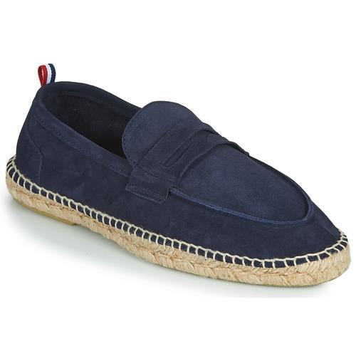 Shoes Men Espadrilles 1789 Cala MARINA LEATHER Blue