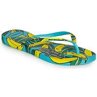 Shoes Women Flip flops Havaianas SLIM SUMMER Blue