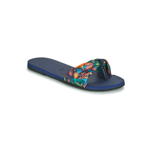 Shoes Women Flip flops Havaianas YOU SAINT TROPEZ Blue