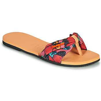Shoes Women Flip flops Havaianas YOU SAINT TROPEZ Pink