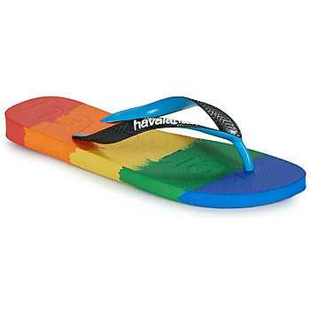 Shoes Flip flops Havaianas TOP LOGOMANIA MULTICOLOR Multicolour