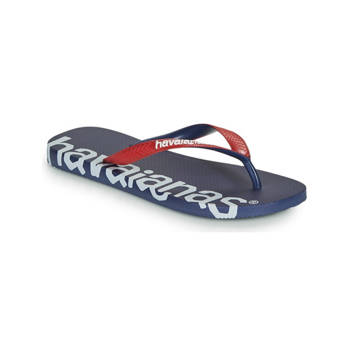 Shoes Flip flops Havaianas TOP LOGOMANIA HIGHTECH Blue