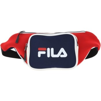Bags Women Bumbags Fila Waist Bag Scuba White, Red, Navy blue