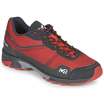 Shoes Men Walking shoes Millet HIKE Red