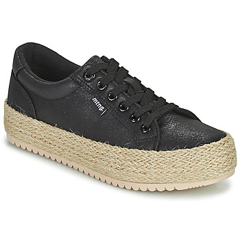 Shoes Women Low top trainers MTNG 69193A Black
