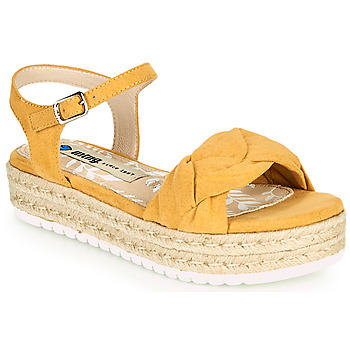Shoes Women Sandals MTNG 50687 Yellow