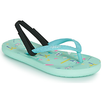 Shoes Girl Flip flops Rip Curl SWEET SUMMER GIRLS Blue