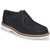 Shoes Men Derby Shoes Base London BARNUM Blue