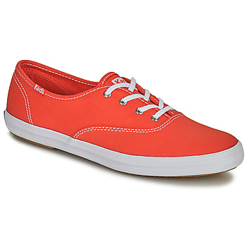 Vintage Shoes, Vintage Style Shoes Keds  CHAMPION  womens Shoes Trainers in Red £46.99 AT vintagedancer.com