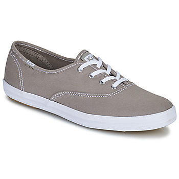 Shoes Women Low top trainers Keds CHAMPION Grey