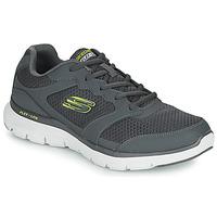 Shoes Men Low top trainers Skechers FLEX ADVANTAGE 4.0 Grey