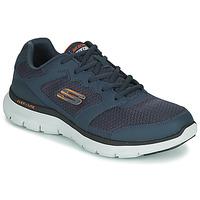 Shoes Men Low top trainers Skechers FLEX ADVANTAGE 4.0 Navy