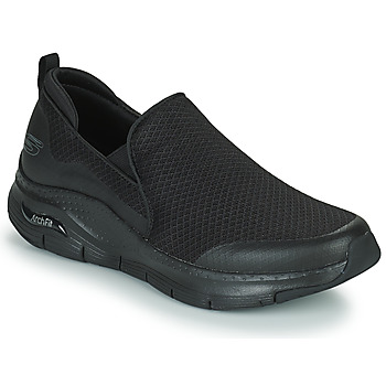 Shoes Men Low top trainers Skechers ARCH FIT BANLIN  black