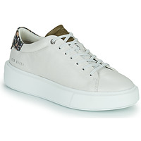 Shoes Women Low top trainers Ted Baker PIIXIN White