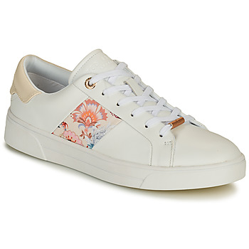 Shoes Women Low top trainers Ted Baker HUDEP White